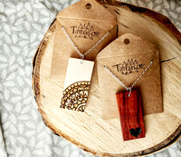 Wooden Pendents